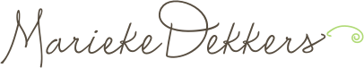 mariekedekkers.nl Logo